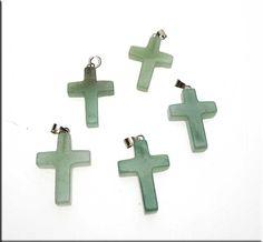 Carnelian cross pendant carnelian agate bailed gemstone cross green aventurine cross pendant bailed aventurine gemstone cross pendants 1 aloadofball Gallery