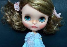 LIBI my latest blythe custom. Hope you like her ^_^ | da Belen de la Morena