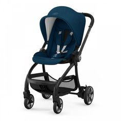 Športový kočík Kiddy Evostar Light 1 - Mountain Blue 2018 Baby Strollers, Sport, Children, Points, Blue, Mountain, Products, Horse Harness, Baby Prams