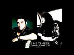 Elvis Presley & Lisa Loïs - Love Me Tender (Viva Elvis) - YouTube