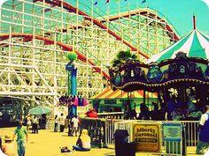 -Belmont Park  San Diego, California <3