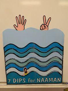 Hands On Bible Teacher: Naaman
