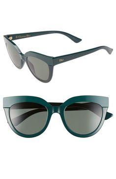 d204bc3d69426 Dior 51mm Cat Eye Sunglasses Óculos De Sol Feminino