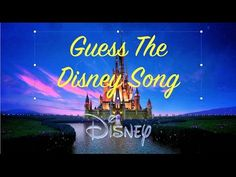 Try and guess some of the songs from the greatest disney franchises. Disney challenge 2- OUT NOW: https://www.youtube.com/watch?v=06t_JP0AbZI&t=0s Disney Cha...