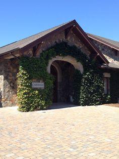 Cardinale Estate Winery in Oakville, CA