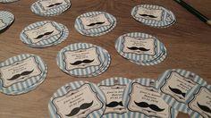 sünnet düğünü için hazırladığım etiketler...
