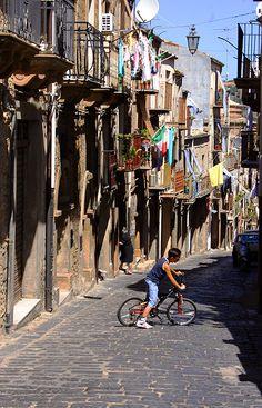 Piazza Armerina, Sicily, Italy, province of Enna