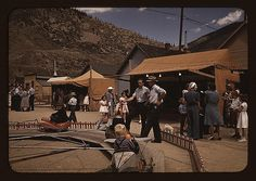 Delta County Fair, Colorado, October 1940 (LOC)