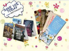 """Save 10% on 2017 Bible Reading Bookmark and Schedule (Today only!)  Keeps your place and encourages your progress! We've beautifully decorated our bookmarks with the 2017 yeartext: """"Trust in Jehovah and do what is good"""" - Psalm 37:3. English and Spanish. Use coupon MEETINGS2017 http://MinistryIdeaz.com/Bookmarks"""