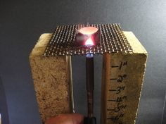 TORCH FIRED ENAMEL TUTORIAL #1 with CHRIS HIERHOLZER - - Grains of Glass