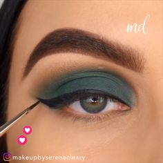 myriad of flawless makeup looks for all the days you wanna rock! By: myriad of flawless makeup looks for all the days you wanna rock! Makeup Blog, Makeup Kit, Makeup Hacks, Makeup Geek, Beauty Makeup, Beauty Tips, Rock Makeup, Hair Makeup, Full Makeup