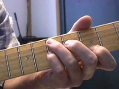 Basic Funk Chords (Guitar Lesson RH-021) How to play - YouTube