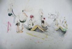 Bilderesultat for arne roar lund Lund, Painting, Art, Art Background, Painting Art, Kunst, Gcse Art, Paintings, Painted Canvas
