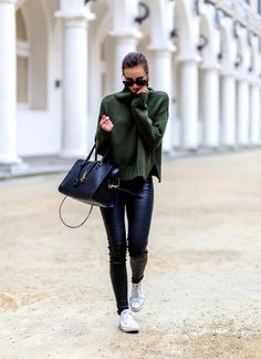18 Pants That You Should Bring In Your Closet This Fall and WInter 2016 - Style Spacez
