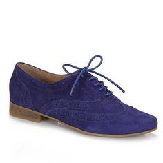 Sapato Oxford Feminino Bottero