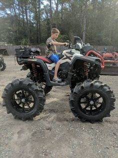 Responsible ATV Driving – The Towing Guide Dirt Bike Girl, Quad Bike, Four Wheelers, Dirtbikes, Street Bikes, Motorcycle Touring, Girl Motorcycle, Motorcycle Quotes, Motocross