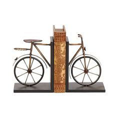 Sweet Wheels Bookends - Set of 2