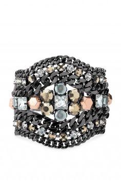 Stella & Dot Kahlo Bracelet: Looks amazing with the Zoe Lariat