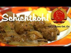 Schichtkohl (von: Steffen) - Essen in der DDR: Koch- und Backrezepte für ostdeutsche Gerichte | Erichs kulinarisches Erbe