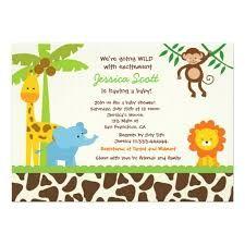 Resultado de imagen para baby shower safari niño
