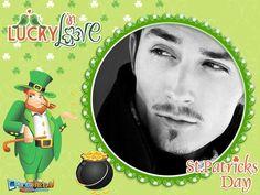 St Patricks day Card http://photomica.com/cards/St_Patricks_day_Card.php Add your photo