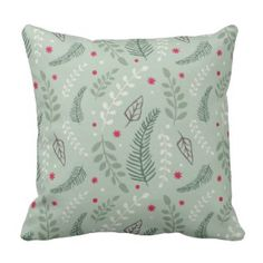 Winter Branches | Holiday Throw Pillow 40% off with code LOVEZGIFTS50 #christmasthrowpillows #christmaspillows #christmasdecor #holidaythrowpillows #christmasholidaythrowpillows #christmas
