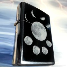 This celestial Zippo lighter is available only at Urban Outfitters! Click to see more.