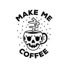 It's Monday: must drink coffee Coffee Is Life, I Love Coffee, Coffee Art, Best Coffee, My Coffee, Drink Coffee, Coffee Humor, Coffee Quotes, Coffee Illustration