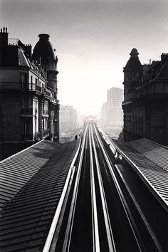 Le Paris intemporel de Michael Kenna