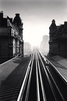 Le Paris intemporel de Michael Kenna