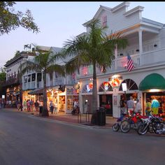 Duval Street in Key West, looooove this place. :)