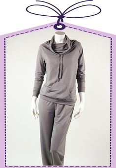 LingaDore homedress in grey online available at www.pyjama-und-co.com