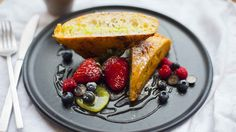 """Kaya Filled French Toast is different in taste and an easy to make recipe by chef Robin Rana. He says the kaya spread provides a burst of sweetness and incorporated into the traditional French toast, creates a dish """"to die for""""."""