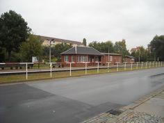 Schmalspurbahn Zittau - am Bahnhof Zittau-Süd