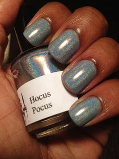 Polish Obsession: Girly Bits - Hocus Pocus