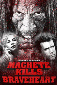 Will Robert Rodriguez's Machete kill with Mel Gibson and Michelle Williams? - Movie News | JoBlo.com