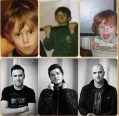 OMG ❤️ little Danny, Mark and Glen