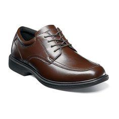 Nunn Bush Bourbon Street Kore Men's Oxford Shoes, Size: medium (8), Brown
