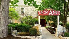 5. Mon Ami Restaurant and Winery (Port Clinton)