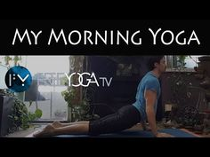 My Morning Yoga 2.0   30 Days of Taha Yoga prologue   Stephen Beitler - YouTube