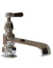 Art Deco faucet - for the powder room perhaps.... | Bathroom ...