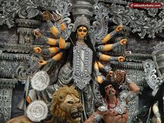1000+ images about Durga puja on Pinterest | Durga puja ...