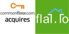 INDIA's NUMBER 1 REAL ESTATE PORTAL COMMONFLOOR.COM ACQUIRES FALT.TO  #merger #acquistions #startUps #India
