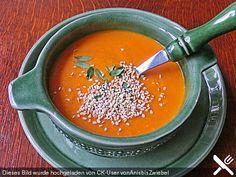 Rote Linsen - Kokos - Suppe, ein schönes Rezept aus der Kategorie Gemüse. Bewertungen: 259. Durchschnitt: Ø 4,6.