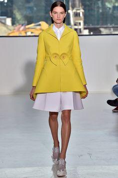Delpozo collection printemps-été 2015 #mode #fashion