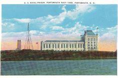 US Naval Prison, Portsmouth Navy Yard (1939)