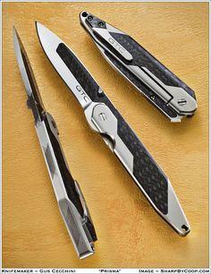 Проводка удовольствие: Пользовательские Ножи и производителей - от А до Z - Страница 7
