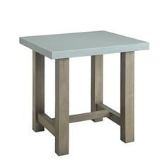Coaster Home Furnishings 704247 Driftwood End Table, NULL