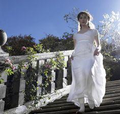 Pride and Prejudice, 2005. Keira Knightley as Elizabeth, Netherfield Ball gown.
