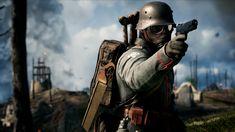 Video Game Battlefield 1  Gas Mask Wallpaper